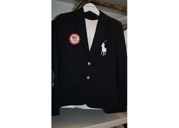 Ralph Lauren Blazer London Olympics Expensive Items on Sale