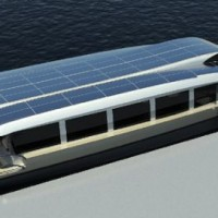 Solar Powered Multihull Yacht