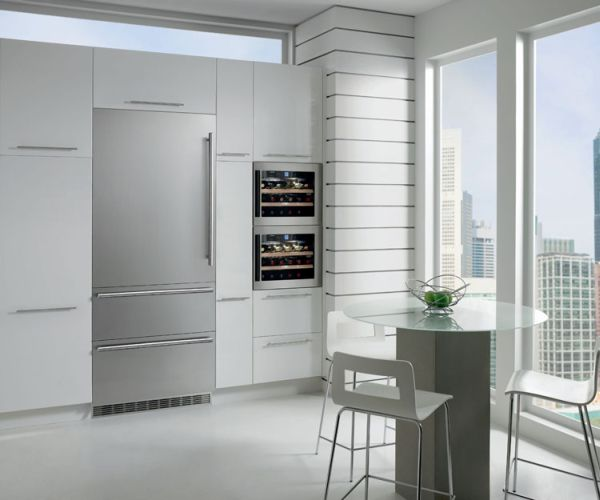And Built In Fridges They Have Recently Added A New Design To Their Portfolio It Is First 30 Fully Integrated Refrigerator Freezer
