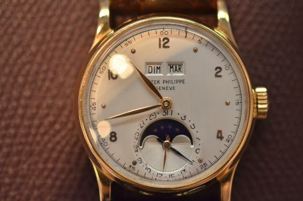 A fine piece of Watch Making by Patek Philippe