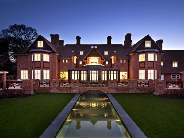Heath Hall Restored Heath Hall on Billionaire's Row is the Most Expensive Home for Sale at $158 Million