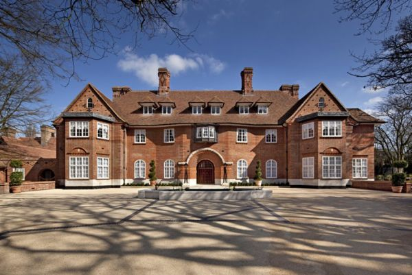 Heath hall on billionaire s row is the most expensive home for Billionaire homes for sale