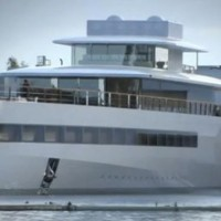 Venus, the Yacht Designed by Steve Jobs