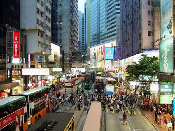 Causeway Bay Hong Kong Hong Kong's Causeway Bay Becomes the Most Expensive Shopping Area in the World