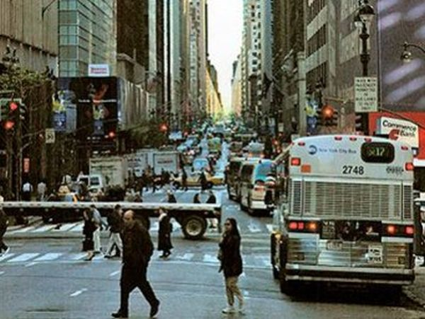 Madison Avenue New York Hong Kong's Causeway Bay Becomes the Most Expensive Shopping Area in the World