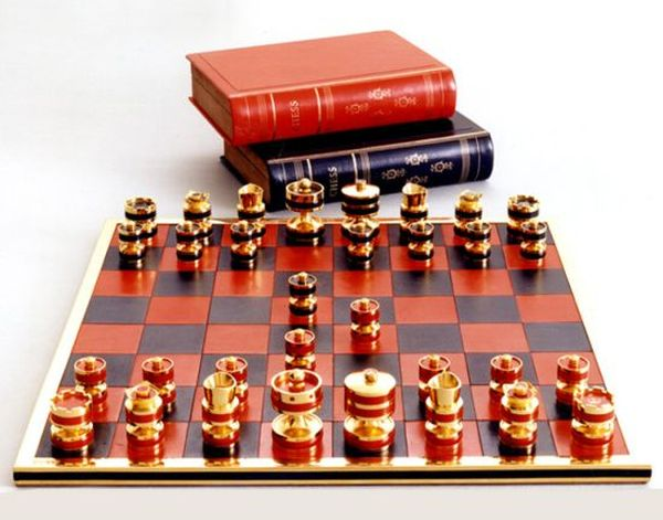 Most Expensive Chess Set by Geoffrey Parker