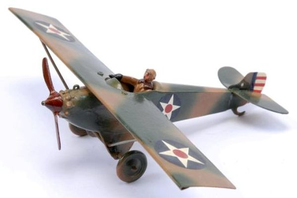 The World War II Toy Monoplane