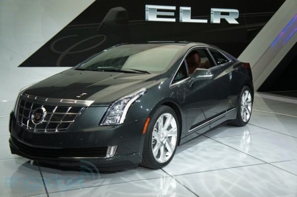 Cadillac ELR Prototype