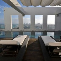 Penthouse in the Setai