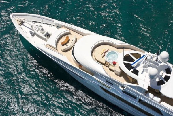 Luxury Yacht Harmony Listed for Sale