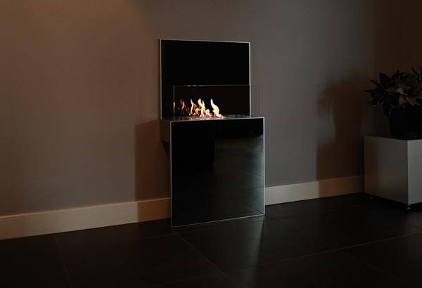 Safretti's Vertigo Fireplace
