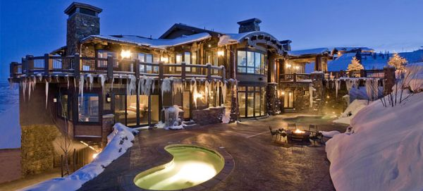 Ski Dream Home Ski Dream Home on Deer Valley's Little Baldy Peak