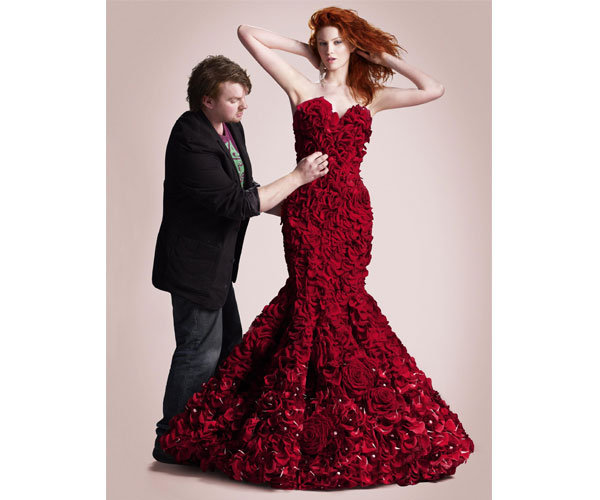 Valentine's Day red roses dress by Massie-jpg_143901
