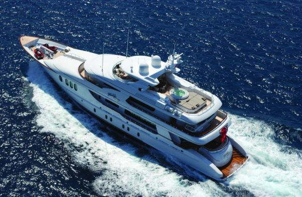 Allegria Luxury Yacht