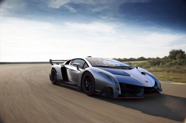Commemorative Lamborghini Veneno