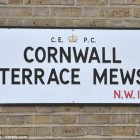 Cornwall Terrace Mews