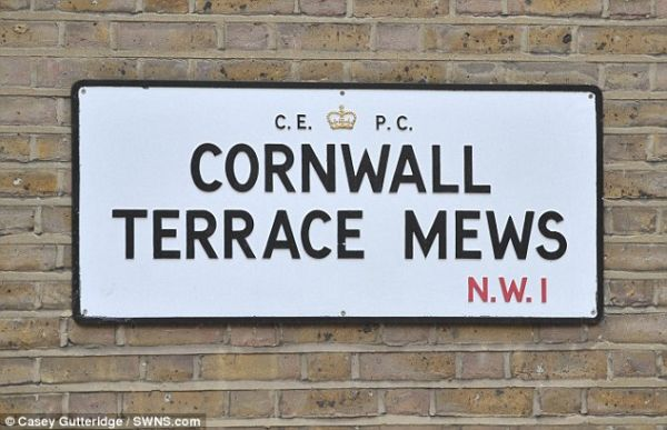 Cornwall Terrace Mews