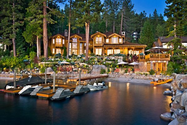 Estate on Lake Tahoe