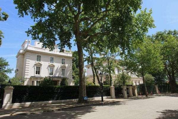 League Table Shows Kensington Park Gardens As The Most Expensive Street In UK