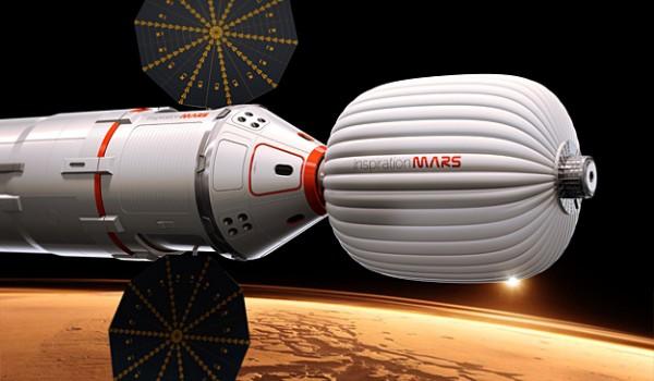 Inspiratio Mars