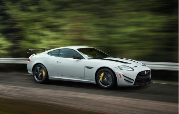 The Jaguar XKR-S GT