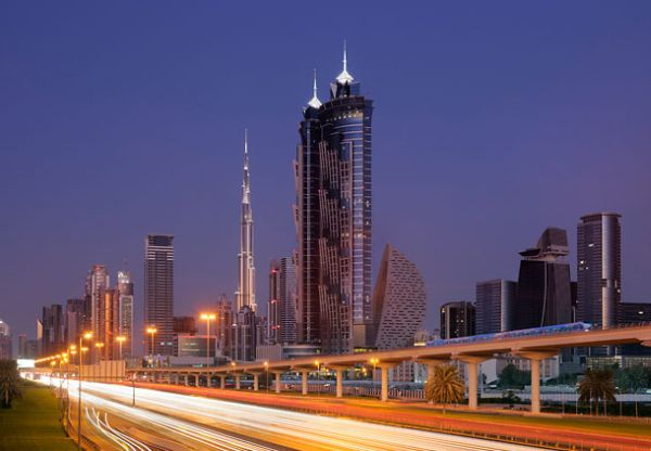 The Tallest Hotel of the World In JW Marriott Marquis, Dubai Now Has the Tallest Hotel in the World