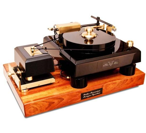 Walker Audio's Proscenium Black Diamond V Turntable