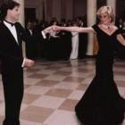princess diana john travolta at the white house