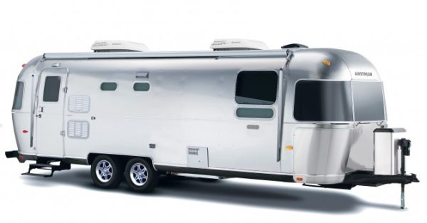 Airstream Trailer - land-yacht