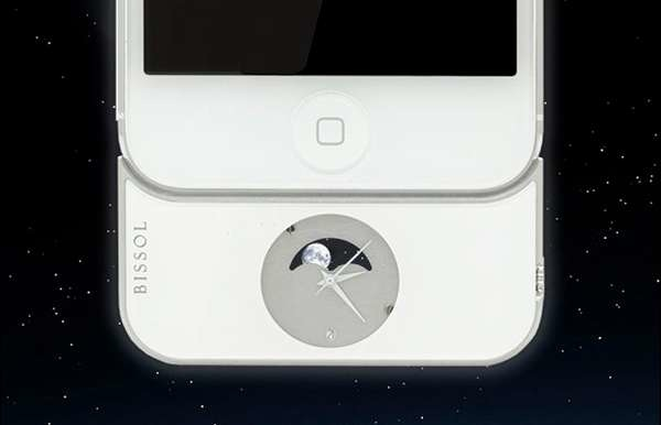 Bissol Calibre-788 Attaches Seamlessly with the Phone