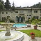 Pool Area of Villa Lauriston