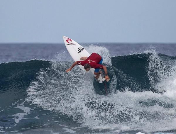 Surfing Championship in Maldives