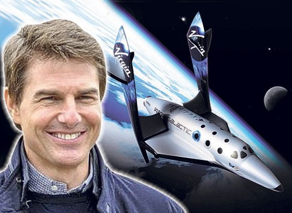 Tom Cruise to Fly in Space