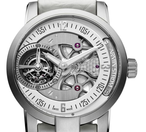 Armin Strom Gravity Air watch