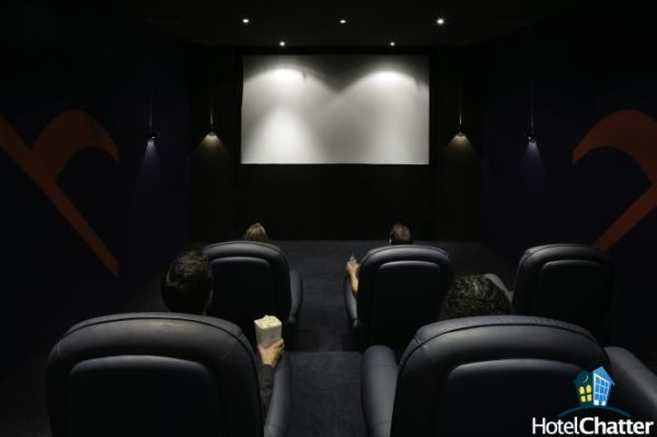 Cinema that Seats Nine