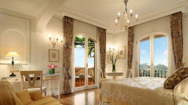 Hotel-Splendido's Ava Gardner Suite