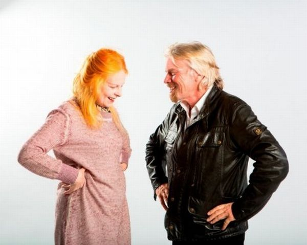 Vivienne-Westwood and Richard-Branson
