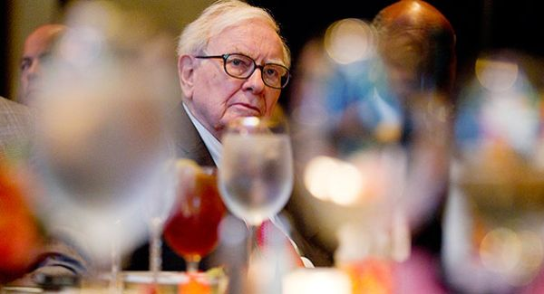 Warren Buffett & Carlyle CEO David Rubenstein Discussion At DC Eco Club