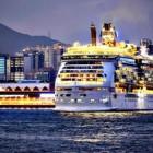 Mariner-of-the Seas at the New Terminal
