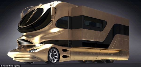 Most Expensive Motor Home