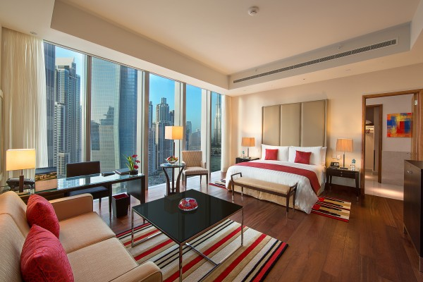 Premier Room at Oberoi Dubai