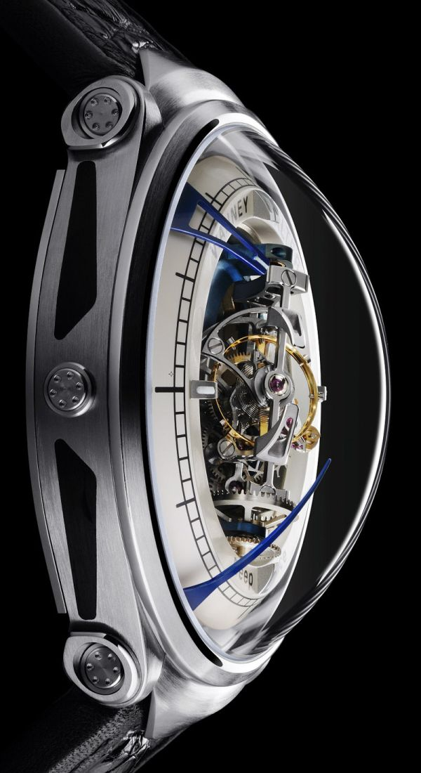 Vianney-Halter-Deep-Space-Tourbillon watch