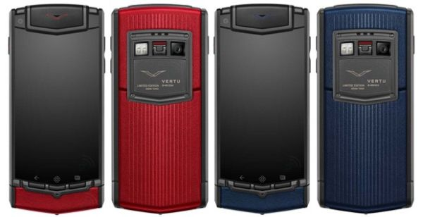 vertu-ti cellphone