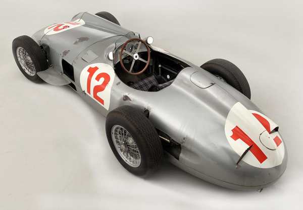 1954 Mercedes-Benz W196R Formula One car
