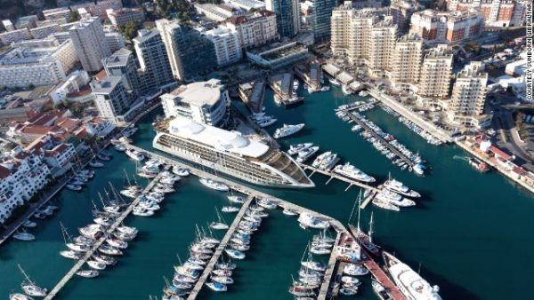 Gibraltar Yacht Hotel