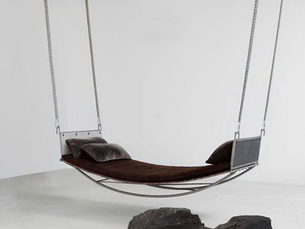 Leather Link Hammock