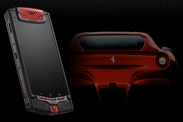 Vertu Ti inspired by the Fastest Ferrari Car