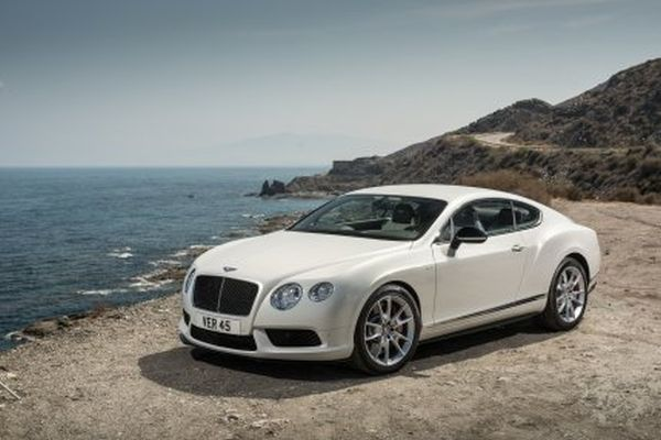 Continental GT V8 S Coupe