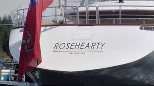 Family Yacht of Rupert Murdoch