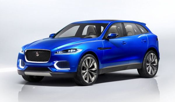 The Jaguar C-X17